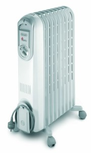 De'Longhi Vento VV550715 Electric Oil Filled Radiator